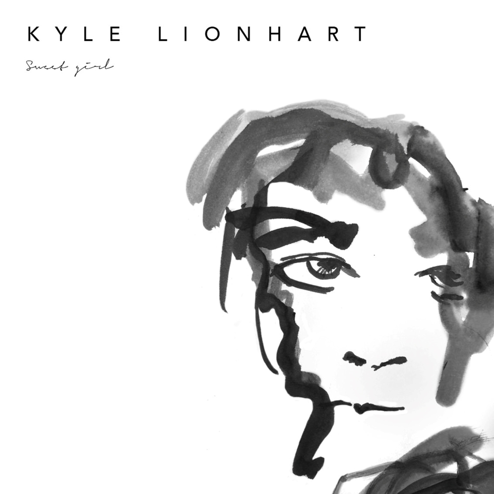 Kyle Lionhart - Sweet Girl single art